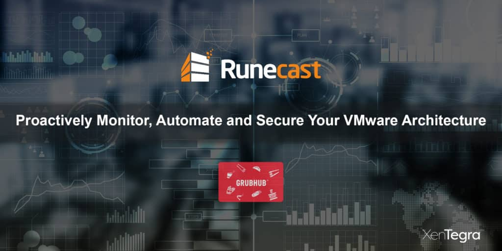 Runecast – Proactively Monitor, Automate and Secure Your VMware Architecture